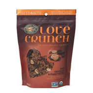 Nature'S Path Organic Love Crunch Premium Granola, Dark Chocolate Peanut Butter, 11.5 Ounce (Pack Of 6)