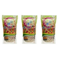Wufuyuan - Colorful Tapioca Pearls 8.8 Oz (Pack of 3)