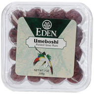 Eden Foods Umeboshi Plums, Whole, 7 Oz (Pack - 6)