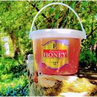 5 Lb Pure Raw Honey