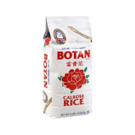 Botan, Rice Calrose, 5 Lb, (Pack Of 8)