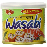 Hime, Sushi Wasabi Pwdr All Nat, 0.88 Oz, (Pack Of 10)