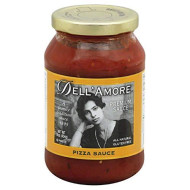Dell Amore, Sauce Pizza, 16 Oz, (Pack Of 6)