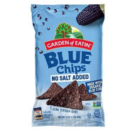 Garden Of Eatin, Chip Blue No Salt, 16 Oz, (Pack Of 12)