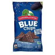 Garden Of Eatin, Chip Trtla Blue Corn Party Org, 16 Oz, (Pack Of 12)