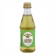 Roses, Juice Lime Pet, 12 Oz, (Pack Of 6)