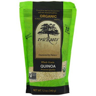 Truroots, Quinoa Org, 12 Oz, (Pack Of 6)