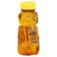 Gunters, Honey Clover Bear, 12 Oz, (Pack Of 12)