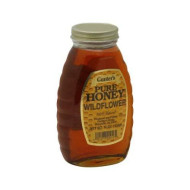 Gunters, Honey Wildflower, 16 Oz, (Pack Of 12)