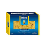De Cecco Pasta Angel Hair Nest,Size 8.8 Oz,(Pack Of 12)
