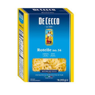 De Cecco Pasta Rotelle,Size 16 Oz,(Pack Of 12)
