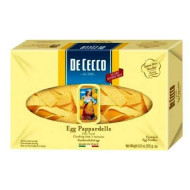 De Cecco, Pasta Egg Pappardelle, 8.8 Oz, (Pack Of 12)