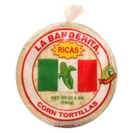 La Banderita, Tortilla Corn 30Ct, 27.5 Oz, (Pack Of 12)