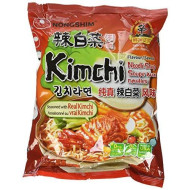 Nong Shim, Noodle Inst Kimchi Ramyun, 4.2 Oz, (Pack Of 10)