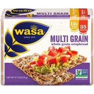 Wasa, Crispbread Multi Grn, 9.7 Oz, (Pack Of 12)