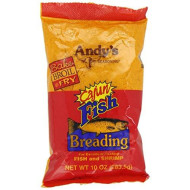 Andys, Breading Fish Cajun, 10 Oz, (Pack Of 6)