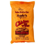 Andys, Breading Chckn Hot, 10 Oz, (Pack Of 6)