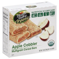Health Valley, Bar Cereal Apple Org3, 7.9 Oz, (Pack Of 6)