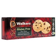Walkers, Cookie Gf Chc Chp Shrtbre, 4.9 Oz, (Pack Of 6)