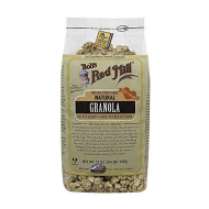 Bobs Red Mill, Granola Nf Natural, 12 Oz, (Pack Of 4)