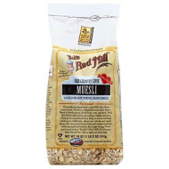 Bobs Red Mill, Cereal Muesli, 18 Oz, (Pack Of 4)