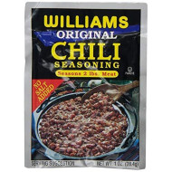 Williams, Ssnng Chili Original, 1 Oz, (Pack Of 24)