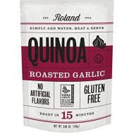 Roland, Quinoa Rstd Grlc, 5.46 Oz, (Pack Of 6)