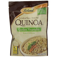 Roland, Quinoa Rstd Veg, 5.46 Oz, (Pack Of 6)