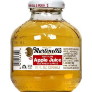 Martinelli, Juice Apple, 10 Fo, (Pack Of 24)