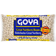 Goya, Bean Northern Great, 16 Oz, (Pack Of 24)