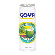 GOYA, COCONUT WTR TALL, 17.6 OZ, (Pack of 24)
