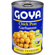 Goya, Pea Chick, 15.5 Oz, (Pack Of 24)