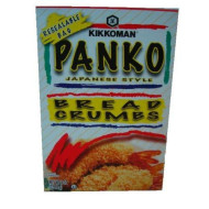 Kikkoman, Breadcrumb Panko Japanese, 8 Oz, (Pack Of 12)