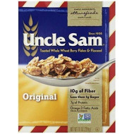Uncle Sam, Cereal Original, 10 Oz, (Pack Of 12)