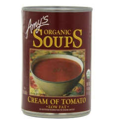Amys, Soup Crm Of Tmo Org Gf, 14.5 Oz, (Pack Of 12)