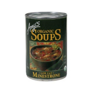 Amys, Soup Minestrone Org, 14.1 Oz, (Pack Of 12)