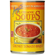 Amys, Soup Tmo Bsq Chncky Gf Ls, 14.5 Oz, (Pack Of 12)
