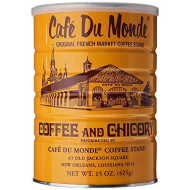 Cafe Du Mond, Coffee N Chicory, 15 Oz, (Pack Of 6)