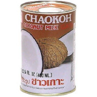 Chaokoh, Coconut Milk, 13.5 Oz, (Pack Of 24)