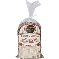 Amish Country, Popcorn Rainbow Bag, 32 Oz, (Pack Of 8)