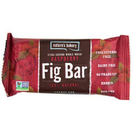 Natures Bakery, Bar Fig Ww Raspberry, 2 Oz, (Pack Of 12)