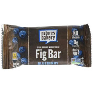 Natures Bakery, Bar Fig Ww Blueberry, 2 Oz, (Pack Of 12)