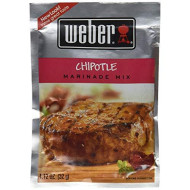Weber, Mix Marinade Chipotle, 1.12 Oz, (Pack Of 12)