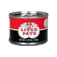 Sells, Pate Liver, 4.25 Oz, (Pack Of 12)