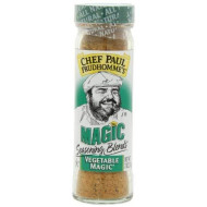 Magic Seasoning Blends, Ssnng Vegetable, 2 Oz, (Pack Of 6)