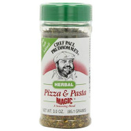 Magic Seasoning Blends, Ssnng Pizza & Pasta Hrbl, 3 Oz, (Pack Of 6)