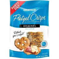 Snack Factory, Pretzel Crisp Orgnl Prty, 14 Oz, (Pack Of 12)