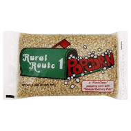 Rural Route, White Popcorn Kernal, 2 Lb, (Pack Of 12)