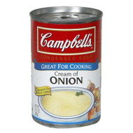 Campbells, Soup Crm Of Onion, 10.75 Oz, (Pack Of 12)