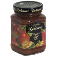 Dickinson, Fruit Butter Apple Countr, 9 Oz, (Pack Of 6)